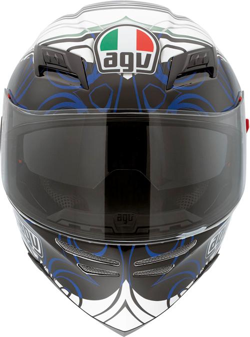 Agv Horizon Multi Absolute full-face helmet white-blue