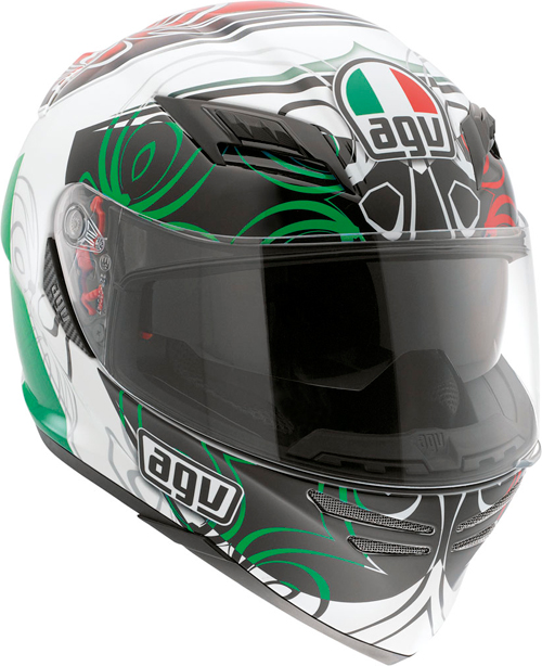 Casco moto Agv Horizon Multi Absolute Italia