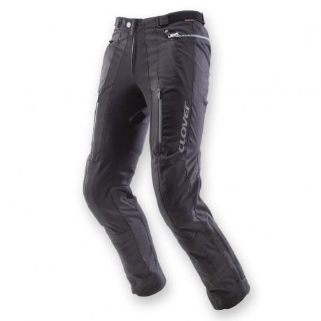 Pantaloni moto Clover Tourer WP Nero