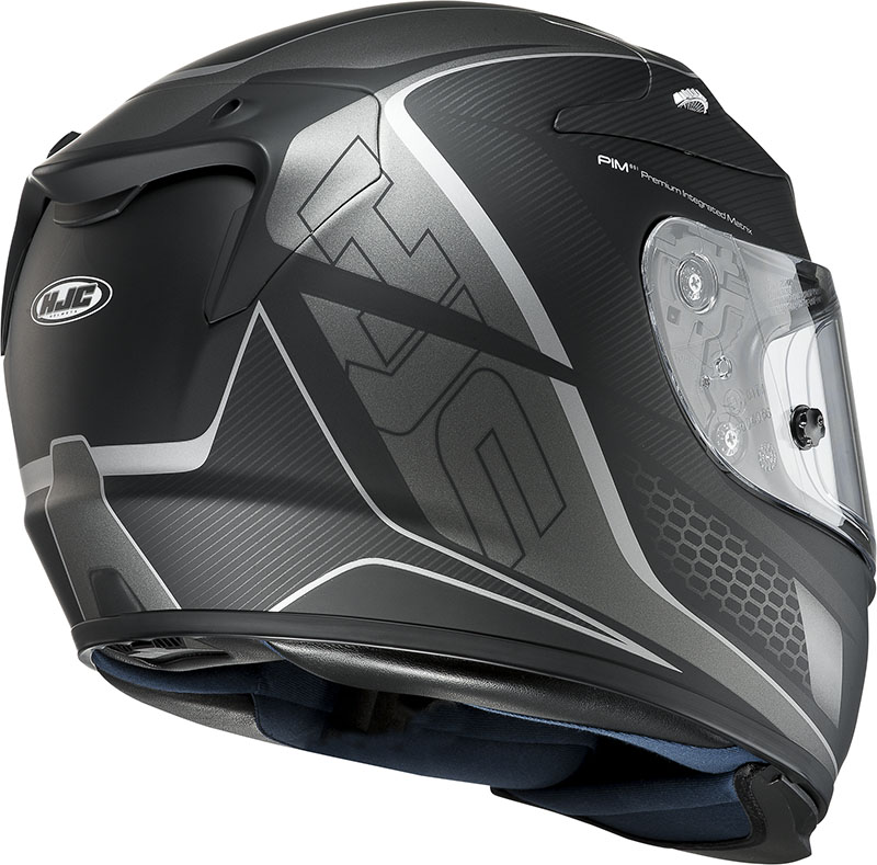HJC full face helmet RPHA 10 Plus Cage MC5F