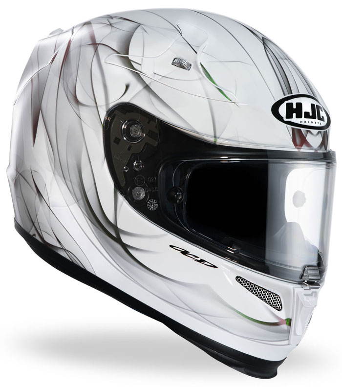 Casco integrale HJC RPHA 10 Plus Oria MC10