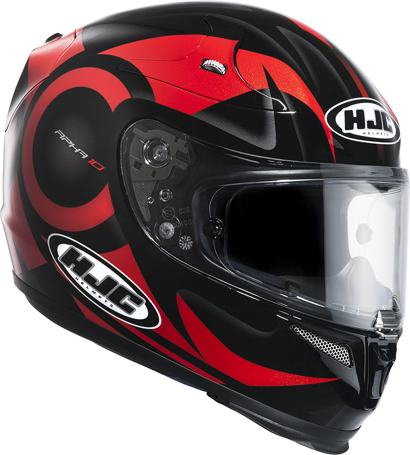 HJC full face helmet RPHA 10 Plus Fury MC1