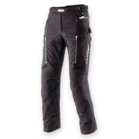 Motorcycle pants Clover woman GT-Pro 3-ply Black Lady