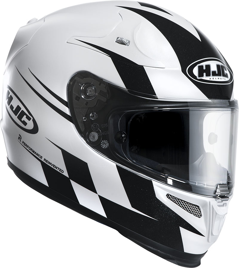 HJC full face helmet RPHA 10 Plus Tibueron MC5