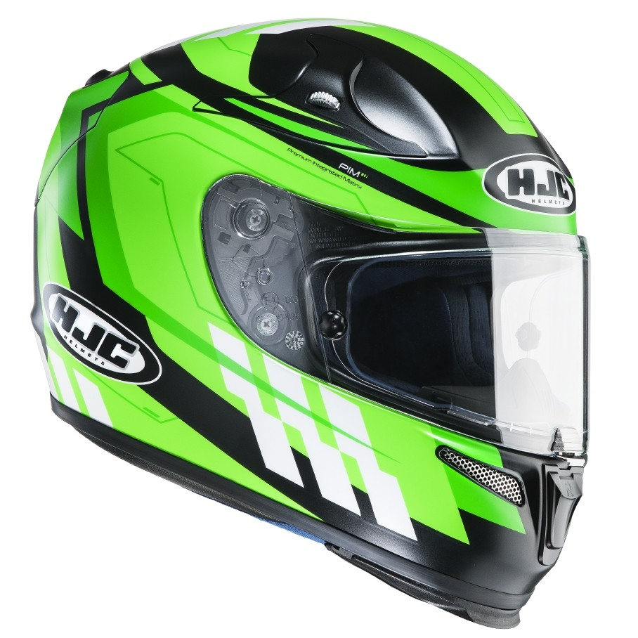 HJC RPHA 10 Plus full face helmet Cyper MC4SF
