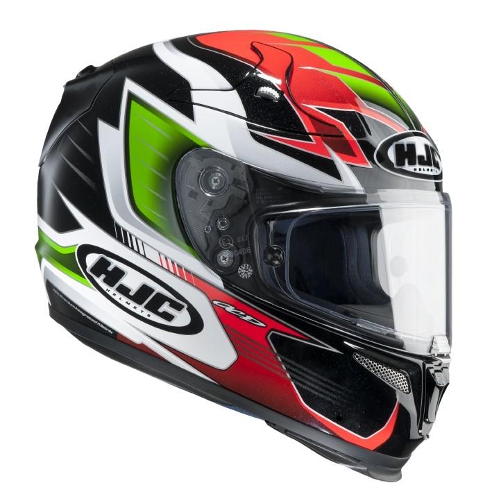 HJC RPHA 10 Plus full face helmet Elsword MC1