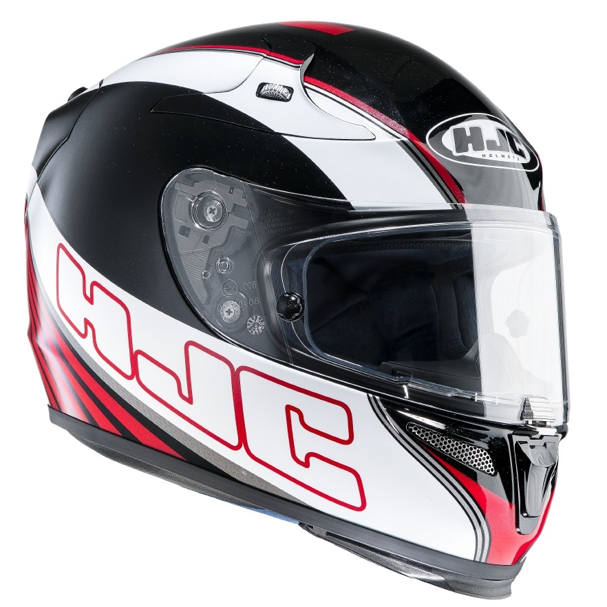 HJC RPHA 10 Plus full face helmet Serpens MC1