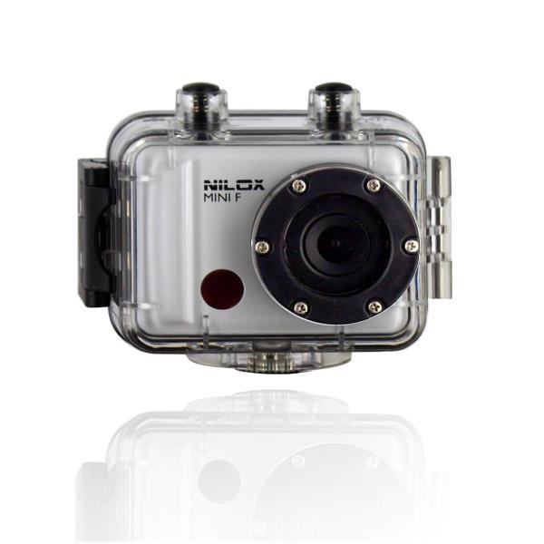 Camera Nilox Mini F Action Cam White