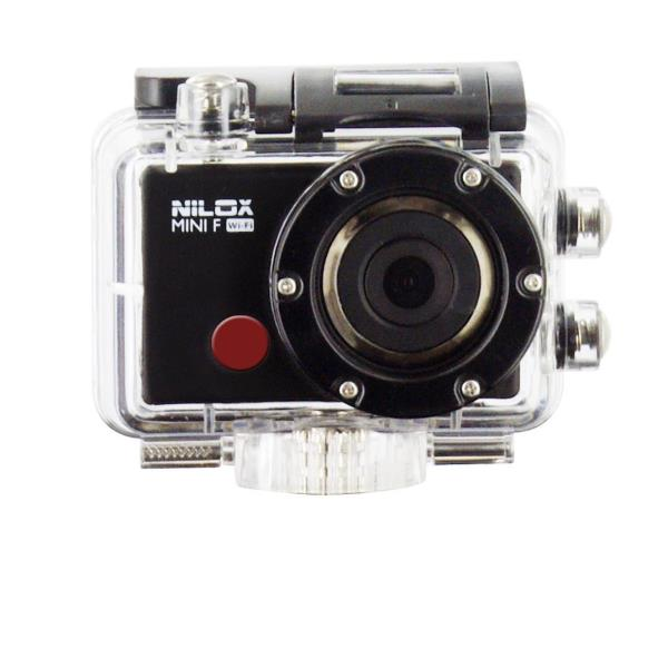 Videocamera Nilox Mini F WiFi Action Cam Nero