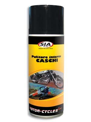 Cleaner for internal helmets SIA
