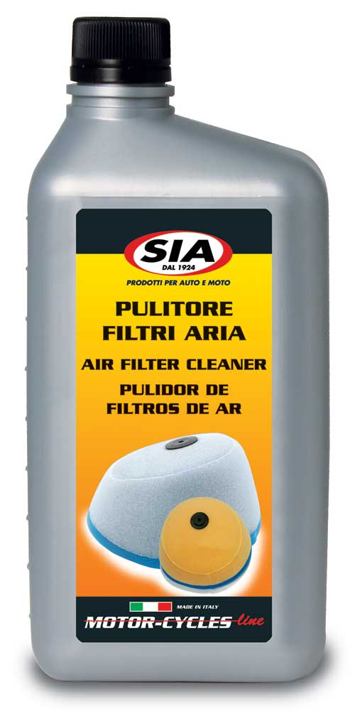 Detergente per filtro aria SIA