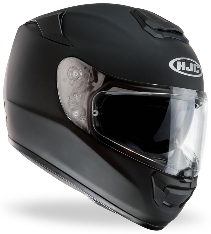 HJC full face helmet RPHA ST matt Black
