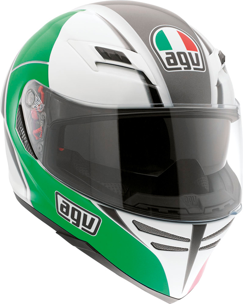 Casco moto Agv Skyline Multi Block Italia