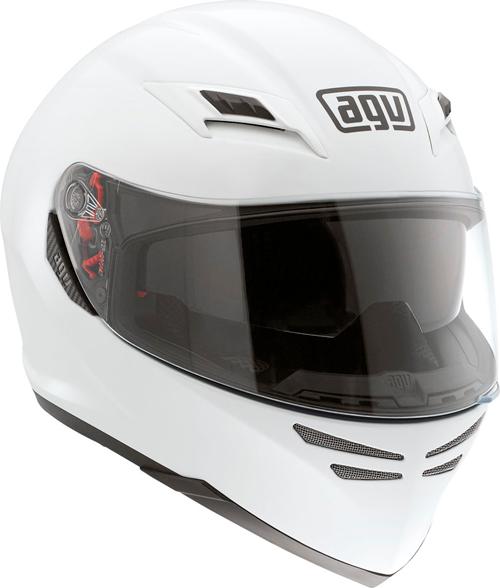 Casco moto Agv Skyline Mono bianco