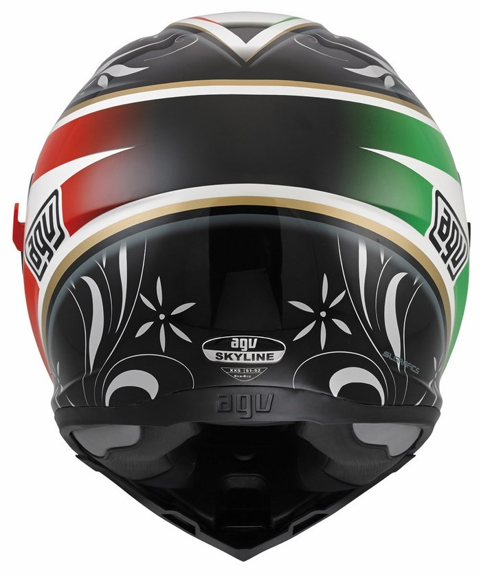 Casco moto Agv Skyline Multi Wings Italy