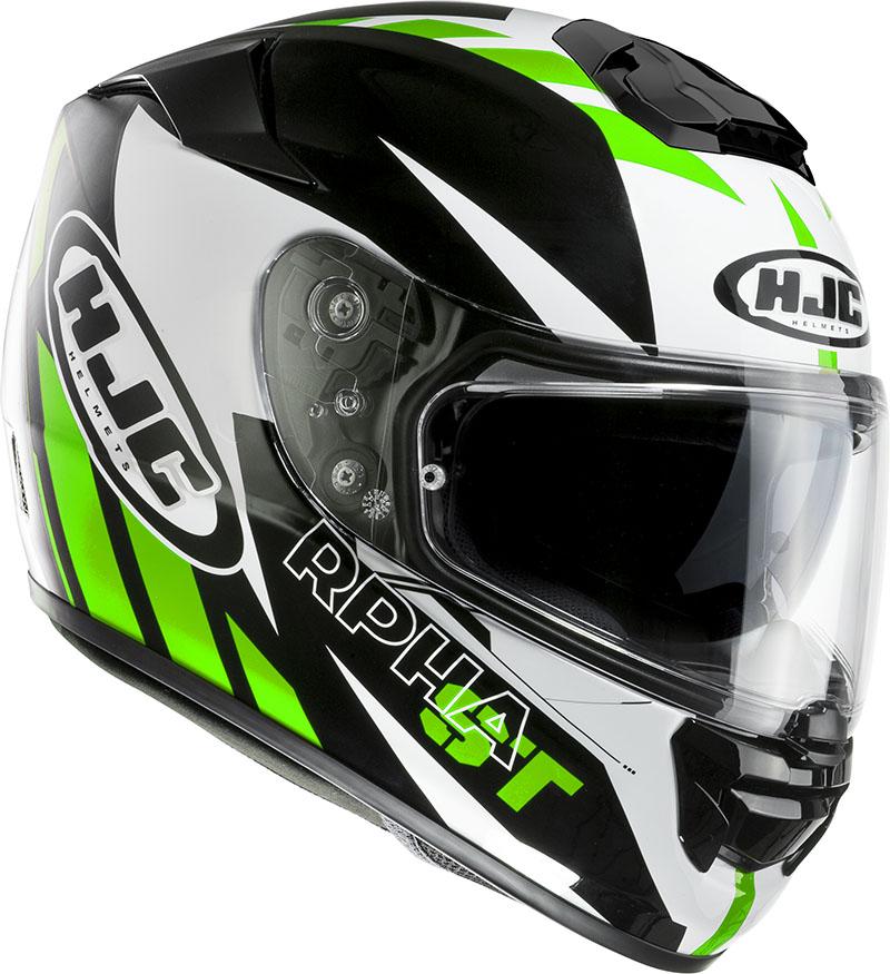 HJC full face helmet RPHA ST Rugal MC4