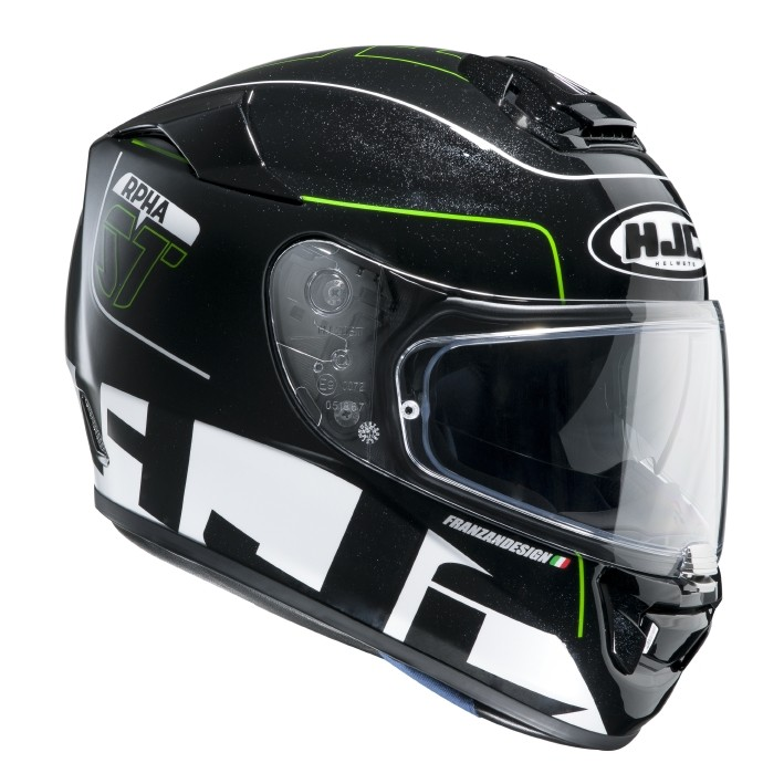 HJC RPHA ST full face helmet Balmer MC4
