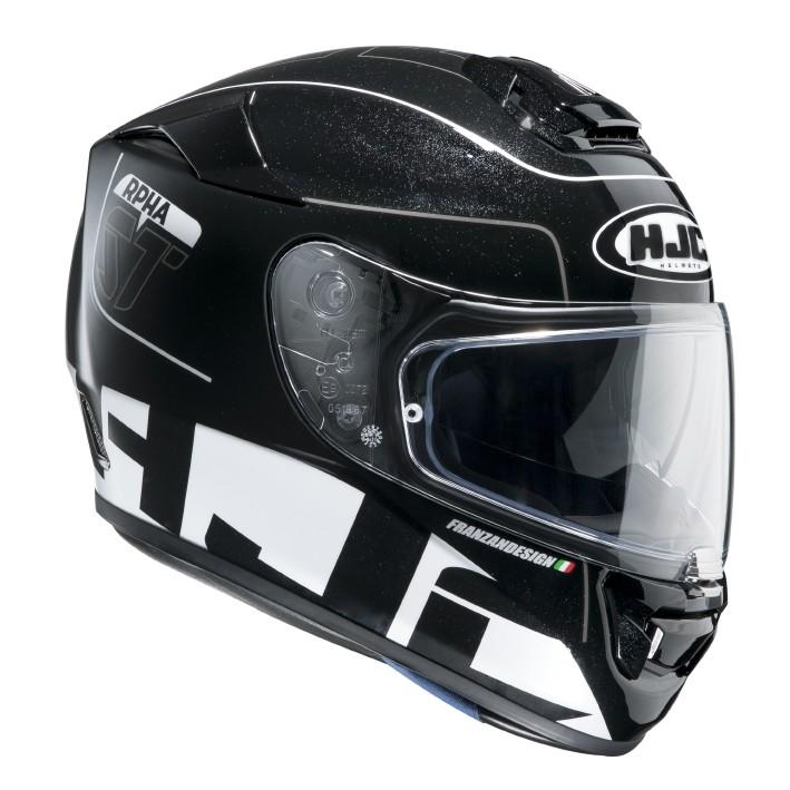 HJC RPHA ST full face helmet Balmer MC5