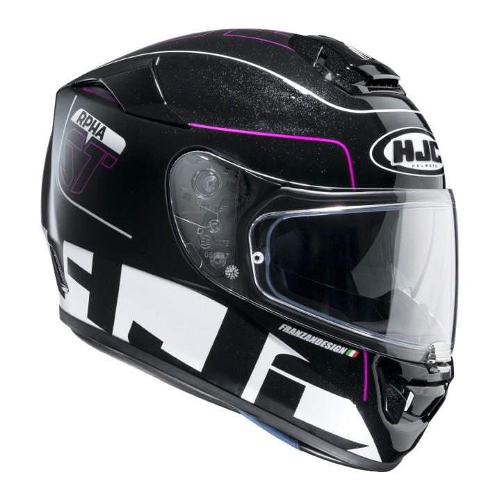 HJC RPHA ST full face helmet Balmer MC8