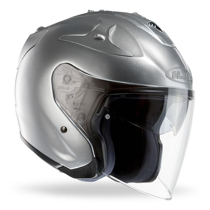 Jet Helmet HJC FG JET CR Silver