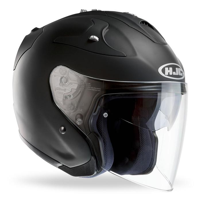 Jet Helmet HJC FG JET Matte Black
