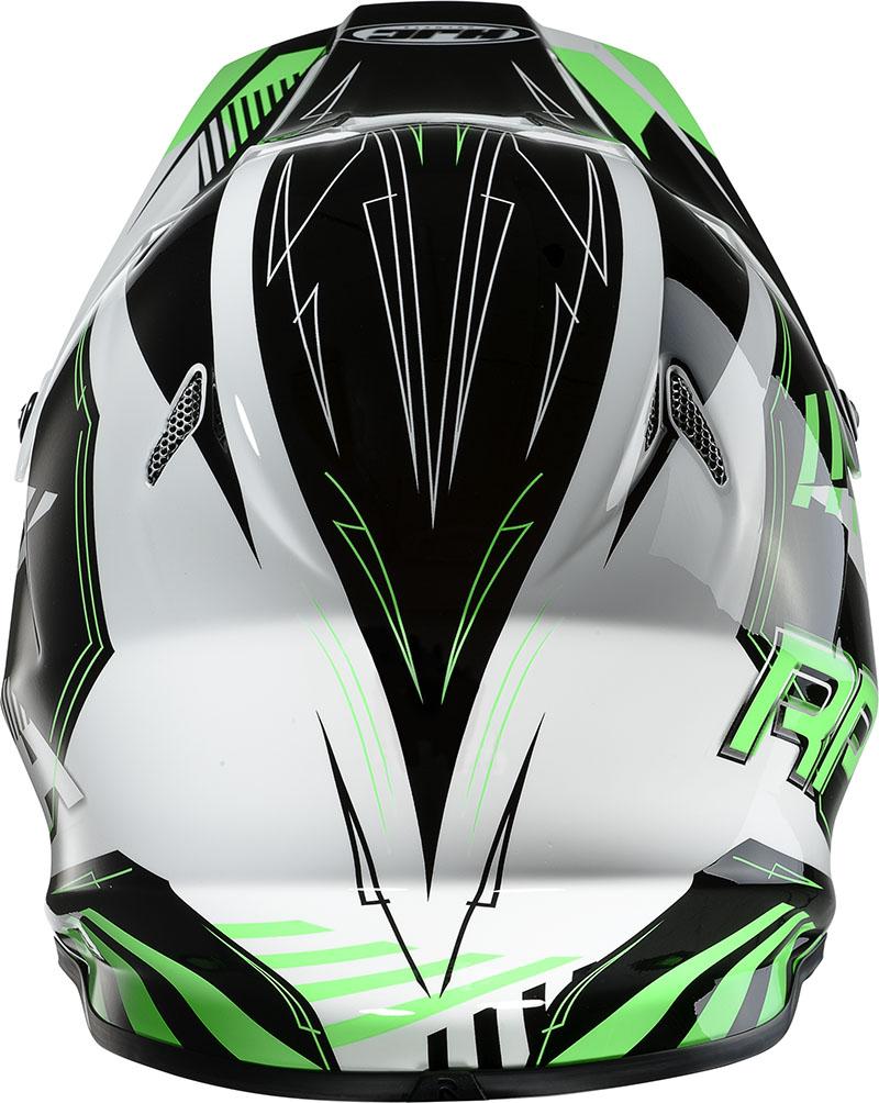 Cross helmet HJC RPHA X Schuma MC4