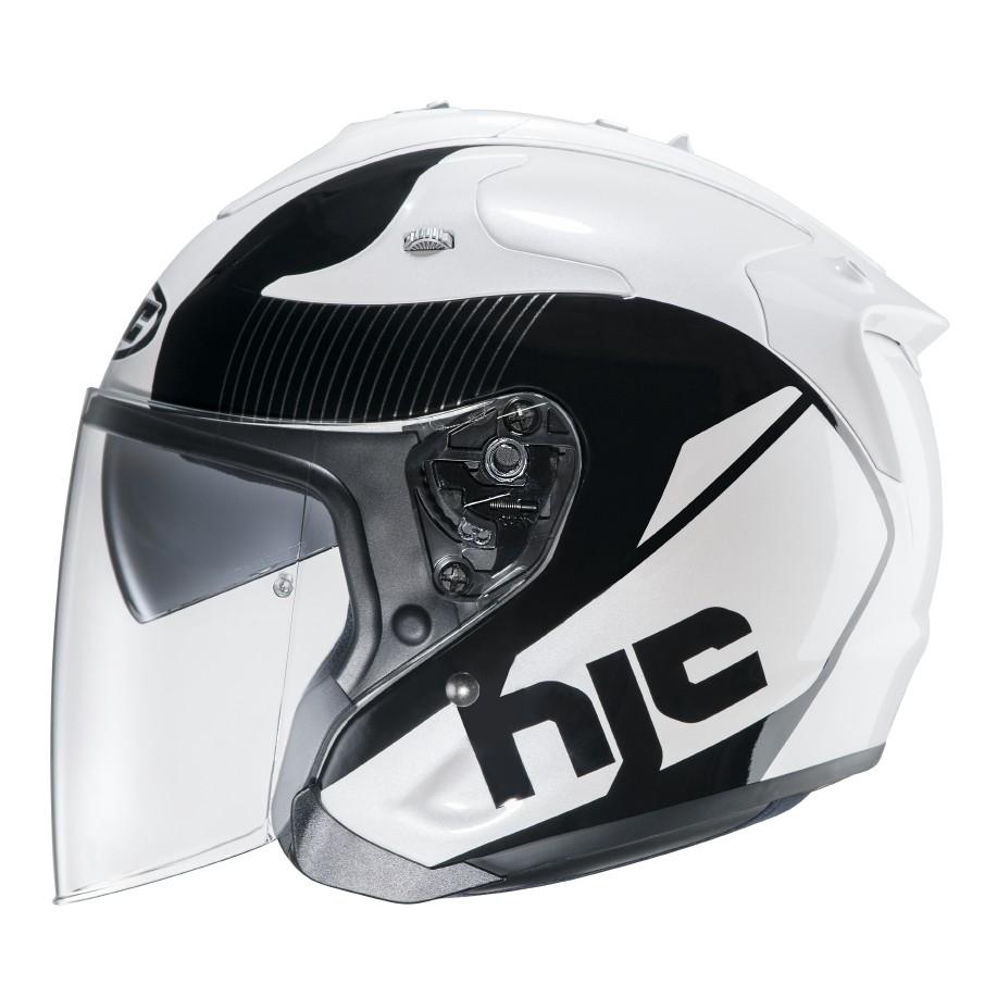 HJC FG Jet jet helmet Acadia MC5