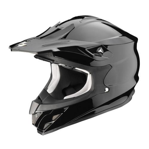 Scorpion VX 15 Air off road helmet Black