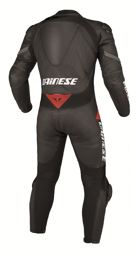 Dainese laguna S-Pred Pro Leather suit black-black