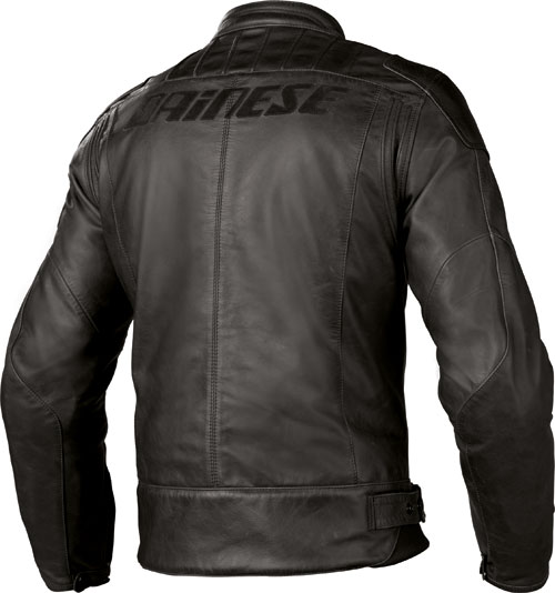 Dainese R-TWIN PELLE leather jacket DarkBrown