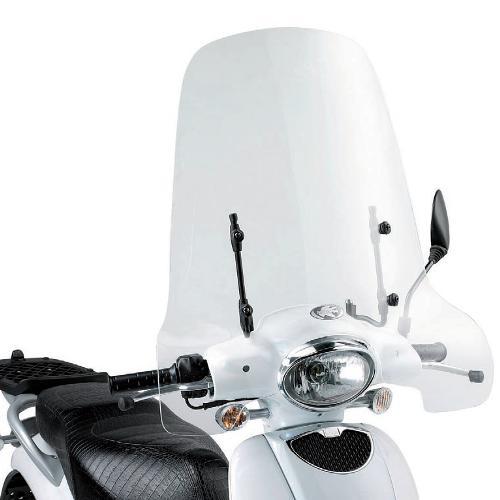 Kappa 153A Windshield for Aprilia Scarabeo 50-100 56x66