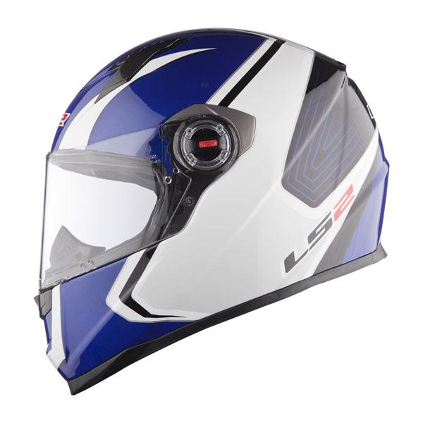 Full face helmet LS2 FF358 Corsa blue