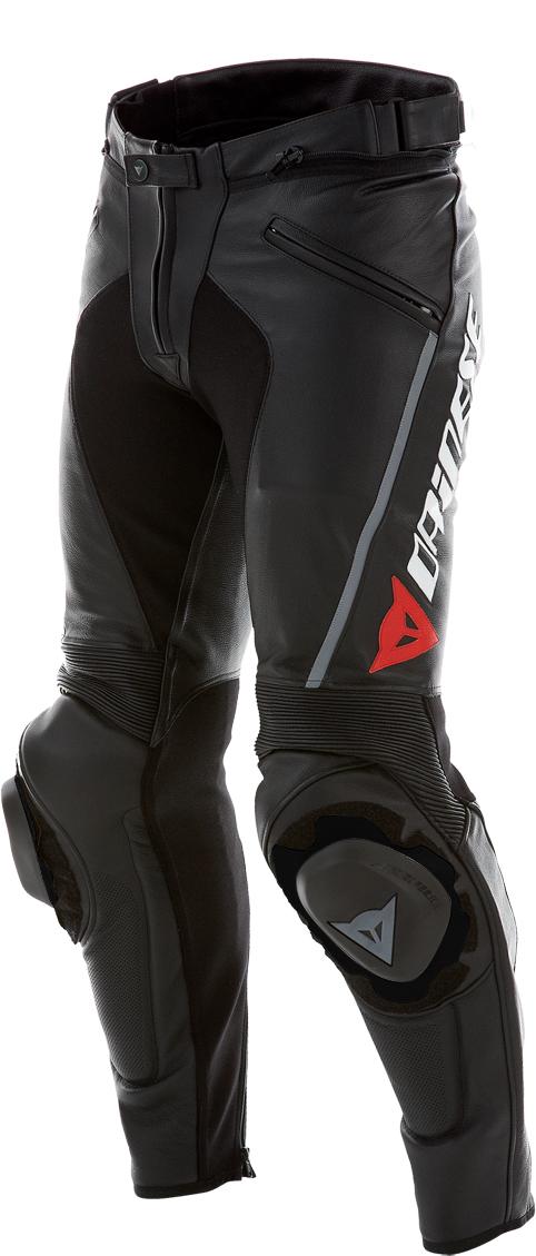 Dainese Delta Pro Pelle leather pants black
