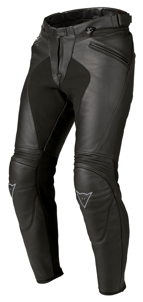 Dainese Spartan66 Lady motorcycle leather pants black