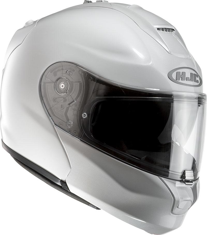 Casco modulare HJC RPHA MAX EVO Bianco Perla