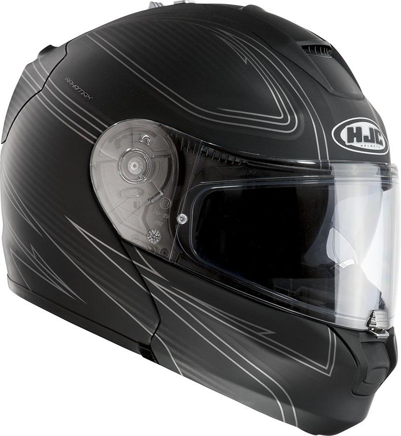 Modular Helmet HJC RPHA MAX EVO Fleet MC5F