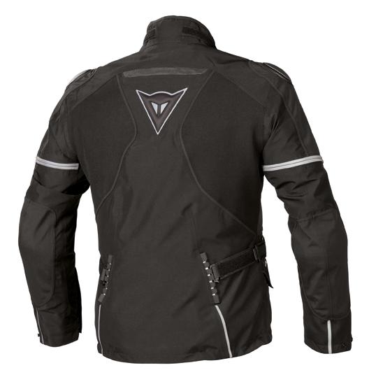 DaineseTUNDRA GORE-TEX jacket Black-Reflex