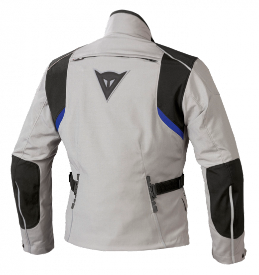 Dainese Ice-Sheet Gore-Tex motorcycle jacket grey-black-blue