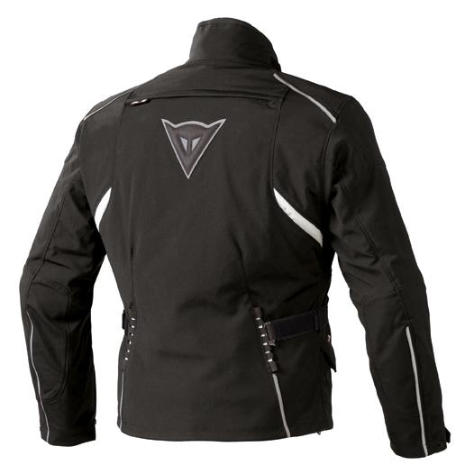 Giacca moto Dainese ICE-SHEET GORE-TEX Nero-Reflex