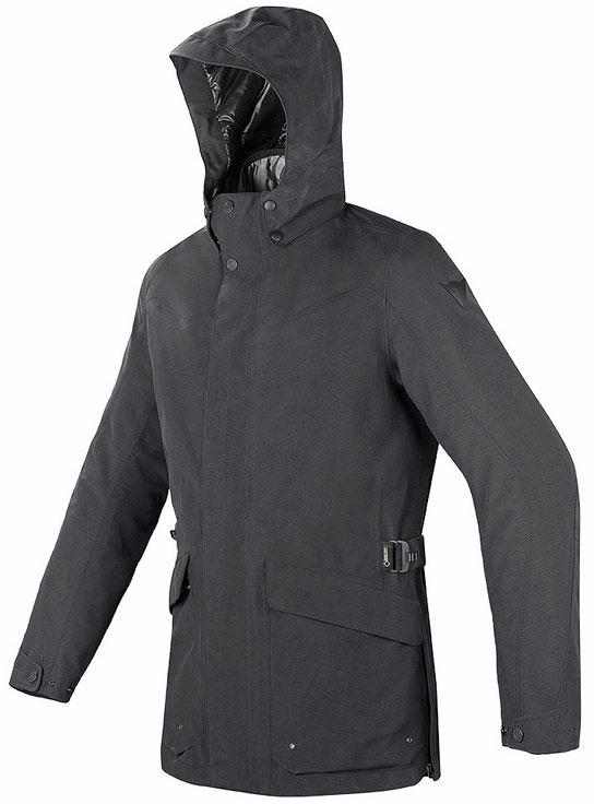 Dainese Concorde Gore-tex dark gull gray gloves