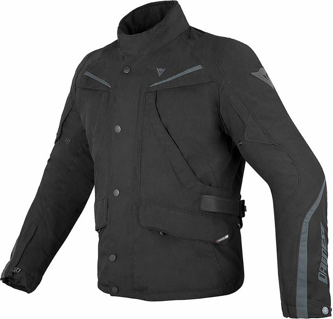 Dainese Ice Evo Gore-Tex black black dark gull gray