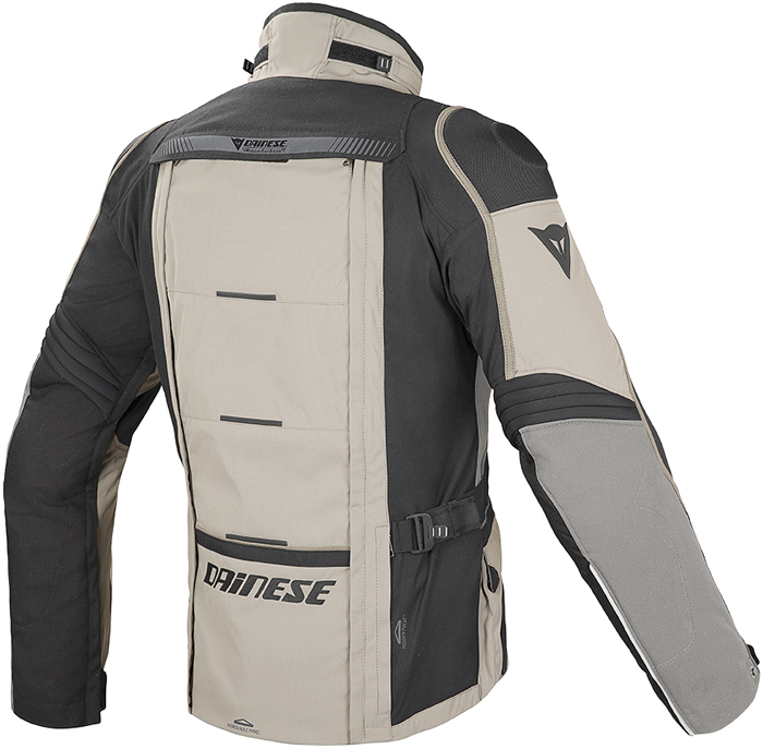 Dainese D-Explorer GoreTex jacket Peyote Black Simple taupe