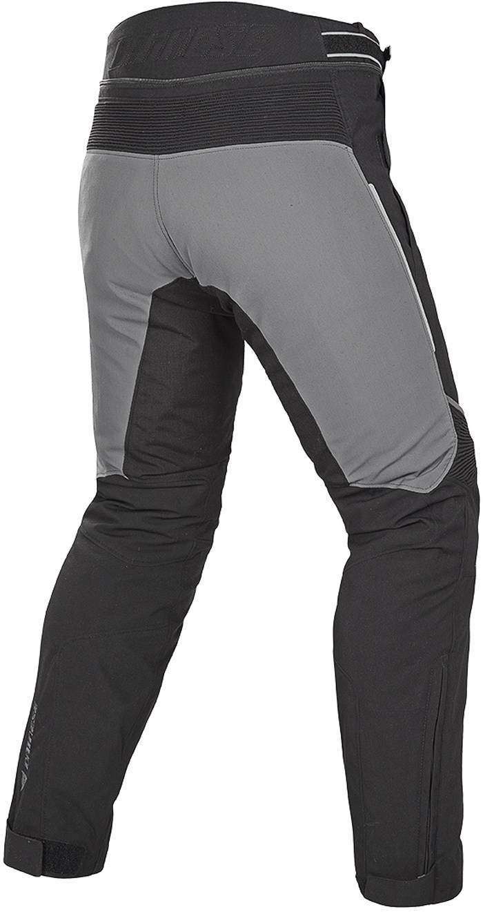 Dainese D-Explorer GoreTex trousers Black Dark Castle Rock