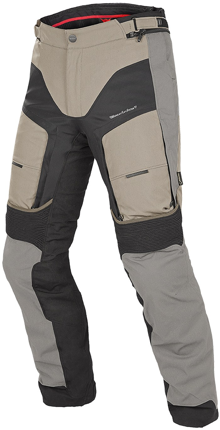 Dainese D-Explorer GoreTex trousers Peyote Nero Simple tau