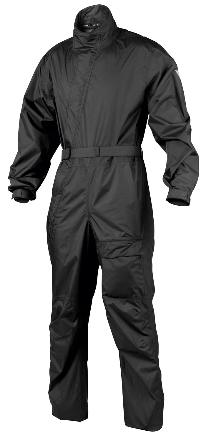 Rain Suit entire Dainese Black Glasgow