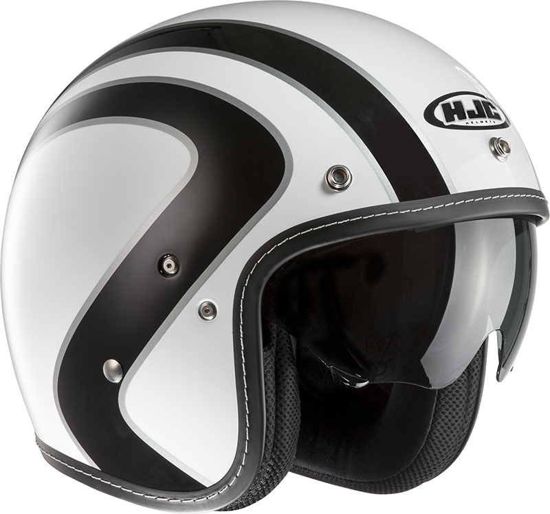 Casco jet HJC FG 70s Board MC10