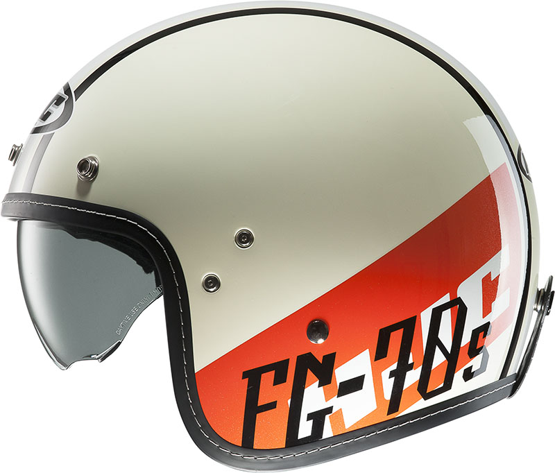Jet Helmet HJC FG 70s Verano MC7