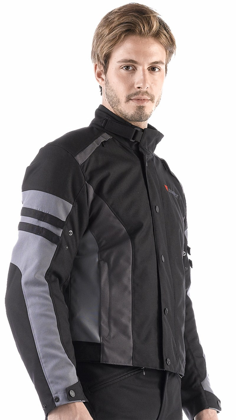 Dainese Xantum D-Dry motorcycle jacket black-castle rock