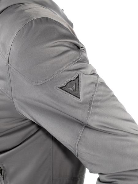 Giacca moto Dainese THEODORE D-DRY GrigioScuro