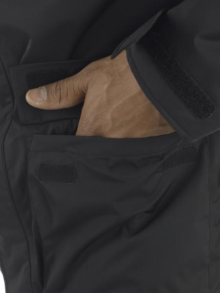 Dainese Metropole D-Dry motorcycle jacket black